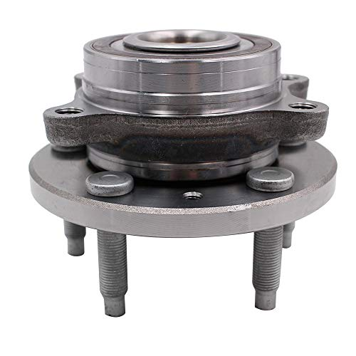 MACEL 513275 Wheel Hub Bearing Assembly Front/Rear Compatible with Ford Edge/Flex/Taurus Lincoln MKS/MKT/MKX