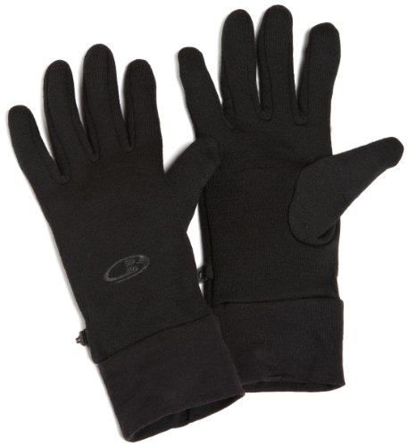 icebreaker Herren Handschuhe Sierra Gloves, Black, XS