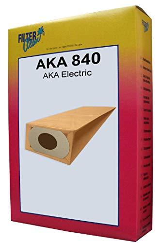 FilterClean AKA 840 Staubsaugerbeutel, braun