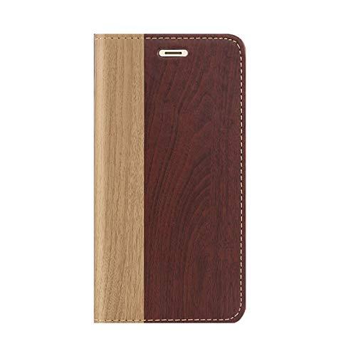 YZKJ Funda para Samsung Galaxy A02 Flip PU Cuero Boton Magnetico Protectora Case Caso Soporte Billetera Tapa Carcasa Cover para Samsung Galaxy A02 (6.50') - Vino Tinto