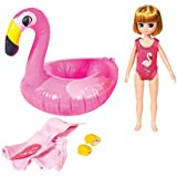 Lottie Pool Party Doll | Bath Toys for Girls &...