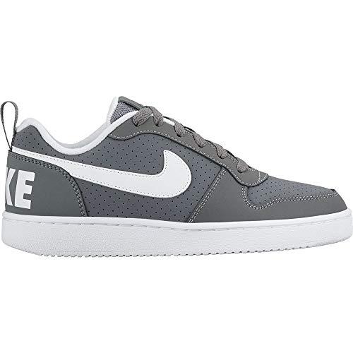 Nike JUNIOR SHOES COURT BOROUGH LOW - Farbe: Grau - 38,5