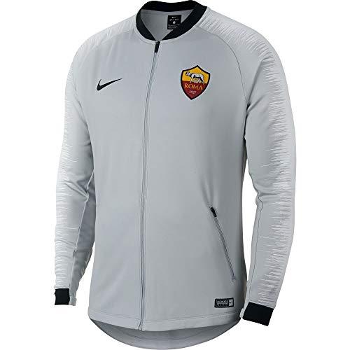 Nike Herren AS Rom Anthem Jacke, Wolf Grey/Platinum, S