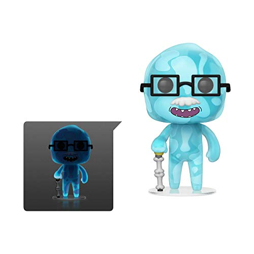 Pop! Figura de Vinilo: Animación: Rick & Morty S6 - Dr. Xenon Bloom