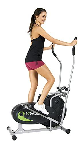 Body Rider Body Flex Sports Elliptical Exercise Machine, at-Home Exercise Equipment