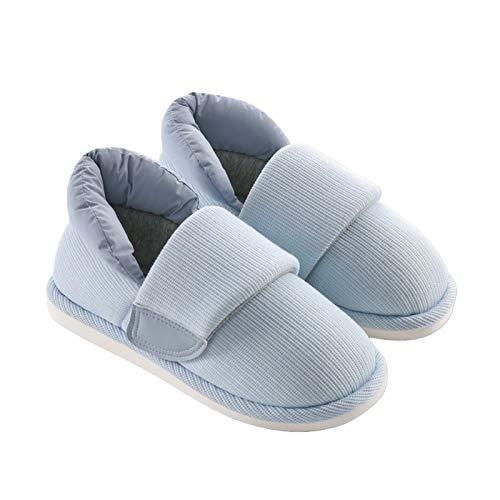 [Sanaris] ルームシューズ 高齢者 介護シューズ 女性 リハビリシューズ 軽量 介護用靴 介護用のスリッパ 介護靴 女性用 室内履き