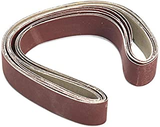 4 x 36 4 x 36 Sungold Abrasives 35082 Silicon Carbide Cloth 100 Grit Sanding Belts 3-Pack