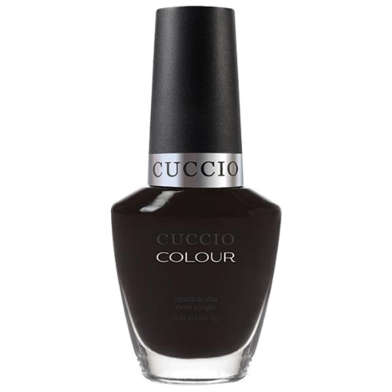 ペッカディロに慣れ結紮Cuccio Colour Gloss Lacquer - 2AM In Hollywood - 0.43oz / 13ml