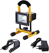10W rechargeable camping flood light FLR301 C10