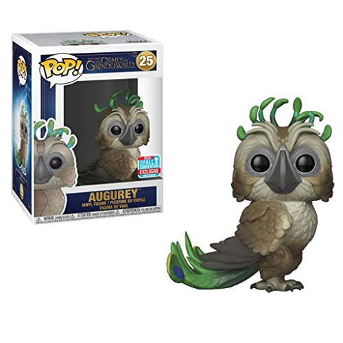 Lxyy YF Pop Collectible: Fantastic Beasts - Augurey Action Figure #25 Exquisite Details PVC Model with Protector Box Packing 3.9Inch