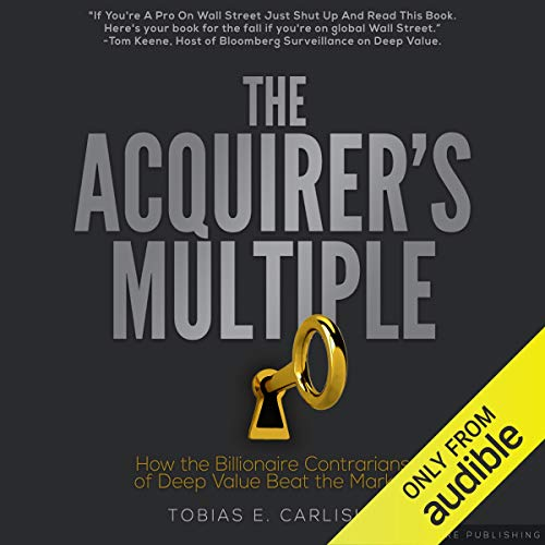 The Acquirer's Multiple  By  cover art