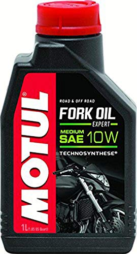MOTUL - 101139/74 : Aceite de Suspension HIDRAULICOS Fork Oil Expert Medium 10W 1L