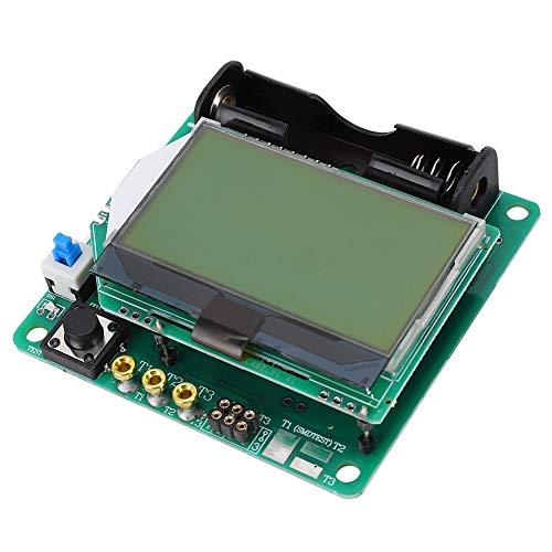 마이크로 USB 인터페이스를 이용한 온오프 전압에서 다기능 테스터 트랜지스터 트랜지스터 ESR 미터 고감도 자동 검출 표준