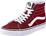 Vans Sk8-Hi Old Skool High Top Zapatos Deportivos Burdeos VN0A38GEVG41