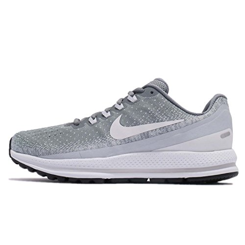 Nike Damen Air Zoom Vomero 13 Sneakers, Mehrfarbig (Cool Grey/Pure Platinum/Wolf Grey/White 001), 39 EU