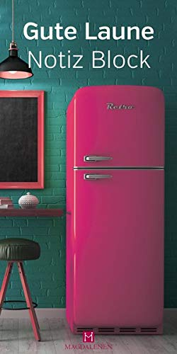 Gute Laune Notiz Block Kühlschrank
