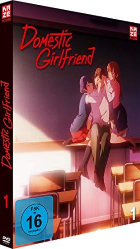 Domestic Girlfriend - Vol.1 - [DVD]