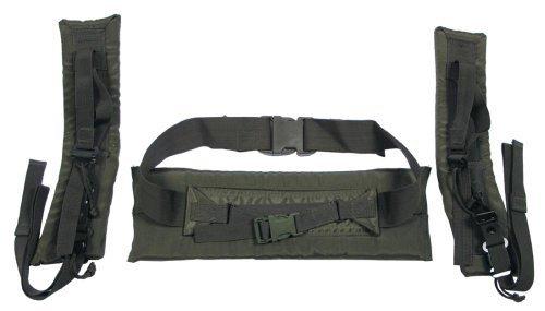 Schulterriemen / Beckengurte für Alice-Bag, gepolstert