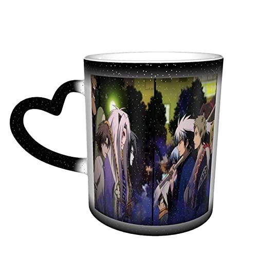 Taza de café de cerámica con diseño del clan Rise of The Yokai