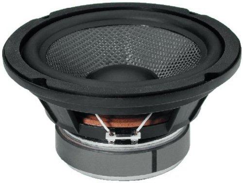 SPH-200CTC Hi-Fi-Tieftöner und -Subwoofer, 2x100 W MAX, 2x8 Ohm