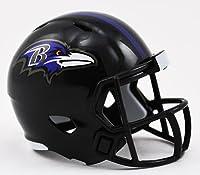 Baltimore Ravens NFL Cupcake/Cake Topper Mini Football Helmet