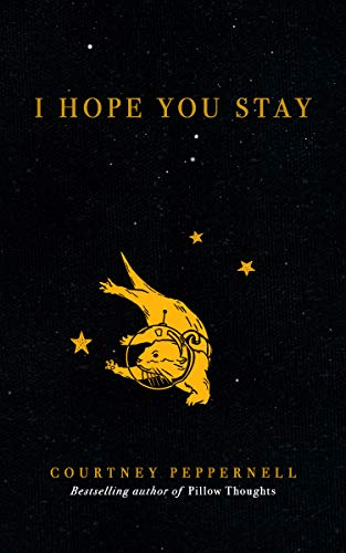 I Hope You Stay de [Courtney Peppernell]
