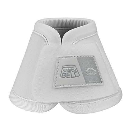 Veredus Campana de seguridad ligera sobre el alcance de las botas grandes blancas