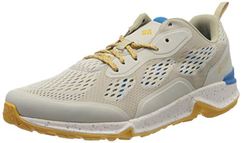 Columbia Vitesse, Chaussures Multisports Homme, Marron (Dark Stone, Honey Yellow 278), 40 EU