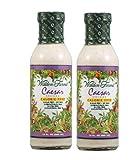 Walden Farms Calorie Free Dressing Caesar -- 12 fl oz - 2 pc