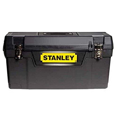 STANLEY Toolbox with Metal Latch, 2 Lid...