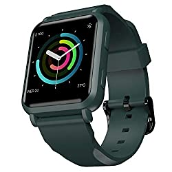 Noise ColorFit NAV Smart Watch with Built-in GPS and High Resolution Display (Camo Green),Nexxbase,ColorFit NAV,smartwatch,smartwatch for men,smartwatches,smartwatches for men