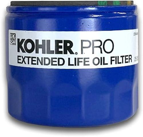 lowest Kohler 25 high quality 050 53-S Extended lowest Life Oil Filter sale