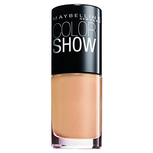 Maybelline ColorShow Nagellack, Nr. 46 Sugar Crystal, bringt die Laufsteg-Trends aus New York auf...