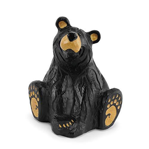 DEMDACO Big Sky Carvers Grand Series Bearfoots Bear Jenny 8.5' W x 10.5' H