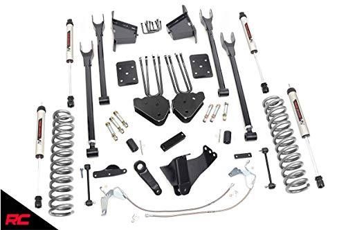 Rough Country 8' Lift Kit (fits) 2008-2010 Super Duty F250 (F-250) F350 (F-350) 4WD Diesel...