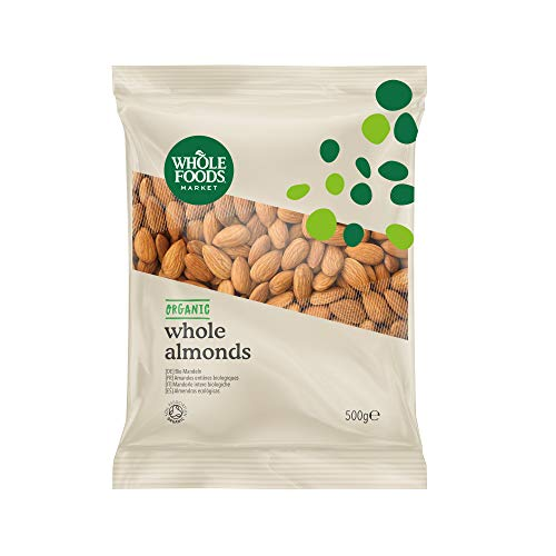 Whole Foods Market - Almendras ecológicas - 500 g