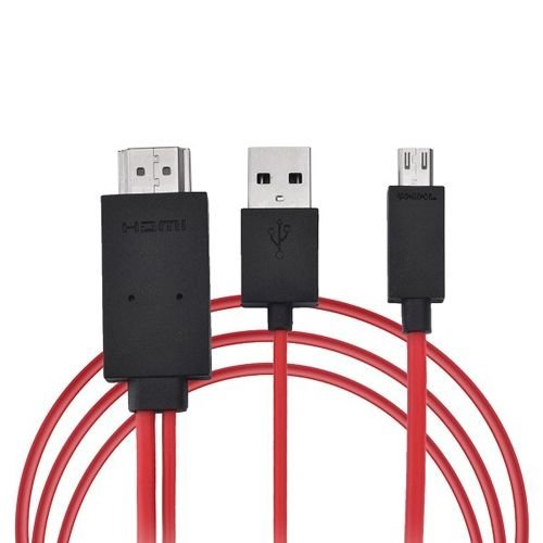 H Adaptador MHL a HDMI Conecta tu S4, S3, Note3 al Televisor. 1.5 Metros: Amazon.es: Electrónica