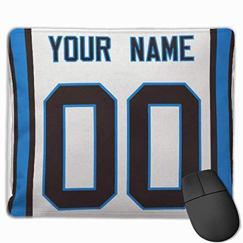 HFXY Mauspad Non-Slip Rubber Gaming Mauspad, Custom Football Personalized Decorative