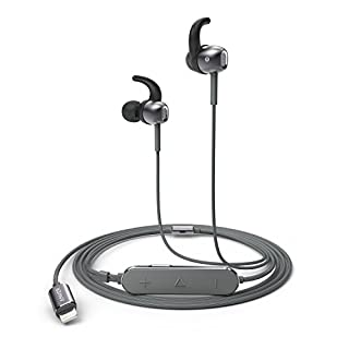 Anker Sound Buds Digital IE10 Iphone 7 7 Plus Headphones for all Lightning devices – MFI Certified – In-Ear Headphones for iPad and iPhone (B01N31Z0FX) | Amazon price tracker / tracking, Amazon price history charts, Amazon price watches, Amazon price drop alerts