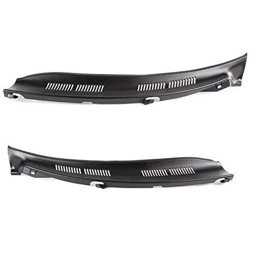 ACAMPTAR Scheibenwischer Verkleidung für Mercedes e Klasse W210 E320 E430 2108310958