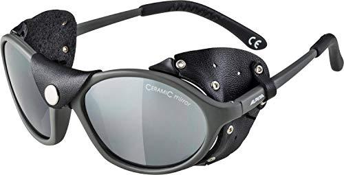 ALPJK|#ALPINA ALPINA Unisex - Erwachsene, SIBIRIA Sportbrille, tin-black matt, One size