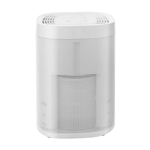 Review Croztek Air Purifier with True HEPA Carbon Filter Ionizer UV LED Light 3-in-1 Portable Travel...