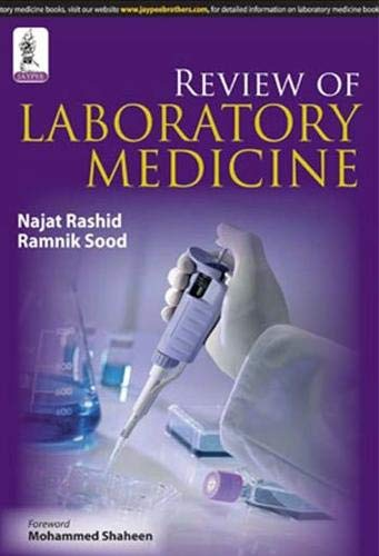 Compare Textbook Prices for Review Of Laboratory Medicine 1/E Edition ISBN 9789351523680 by RASHID NAJAT,SOOD,RASHID NAJAT,SOOD,RASHID NAJAT,SOOD