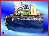Starter Kit de Jaula para Conejos interior 100cm XL Hutch