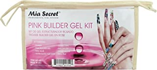 Mia Secret Pink Builder Gel Kit