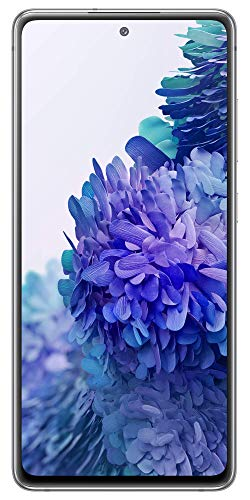 Samsung Galaxy S20 FE (Cloud White, 8GB RAM, 128GB Storage) with No Cost EMI/Additional Exchange Offers