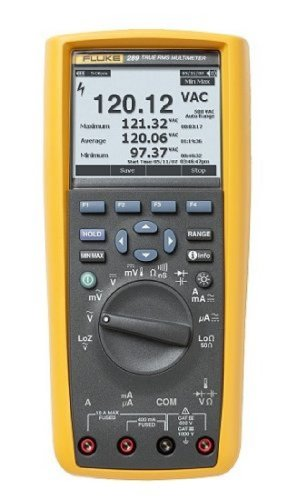 Fluke 289 True-RMS Stand Alone Logging Multimeter with a...