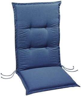 BEST 4141232 - Cojín para sillas de Exterior, Azul