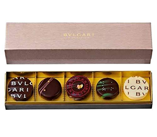 ブルガリ イル チョコラーテ チョコレート ジェムズ 5個入 バレンタイン ホワイトデー
