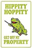 JACKGOLD Hippity Hoppity Get Off My Property...